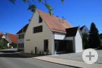 Außenansicht Vereinslokal Wolfenhausen